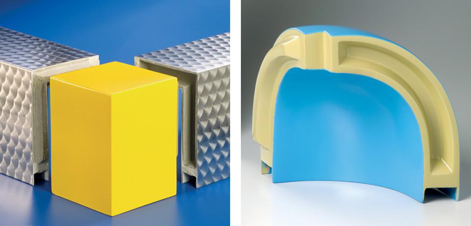 Raccordi in polimero (retto e sferico)   Polymer fittings (straight and spherical) - © Copyright Elcom System Spa - Tutti di diritti riservati / All rights reserved