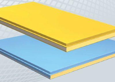 Tuderbond®Facciate Architettoniche | Tuderbond ® Architectural wall claddings - © Copyright Elcom System Spa - Tutti di diritti riservati / All rights reserved