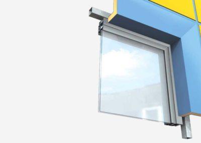 Tuderbond ® Architravi e stipiti per infissi | Tuderbond ® sills and posts for windows - © Copyright Elcom System Spa - Tutti di diritti riservati / All rights reserved