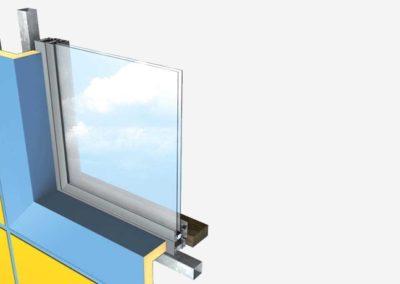 Tuderbond ® soglie e stipiti per infissi | Tuderbond ® window lintelsand posts - © Copyright Elcom System Spa - Tutti di diritti riservati / All rights reserved